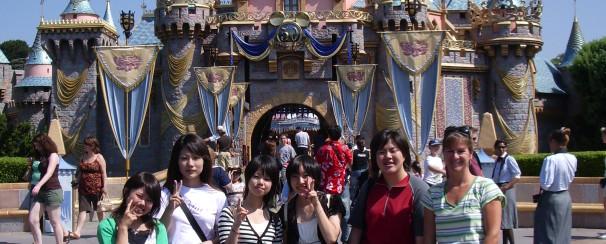 Disney Tour group OWN